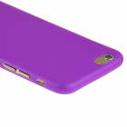 "Hat-Prince Translucent 0.3 mm Ultra-thin Protective PC Soft Case for 5.5"" IPHONE 6 Plus - Purple"