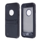 "Redpepper Case Ultra-Thin Waterproof Case w/ Touch ID Fingerprint Identify for iPhone 6 4.7"" - Black"