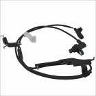 BL1310268 Car Front Left ABS Wheel Speed Sensor Repairing Part for Highlander - Black