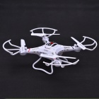 "DFD F183 4-CH 2.4GHz R/C Quadcopter w/ 6-Axis Gyro / 3D Tumble / 1.6"" LCD Screen / 2.0MP Camera"