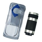 6x Zoom Telescope Lens with Crystal Case for Nokia N73 Cell Phones 6x18