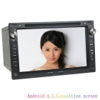 "LsqSTAR 7"" Android Car DVD Player w/ GPS, WiFi, 1GB RAM, 8GB Flash for VW PASSAT B5 / Golf + More"