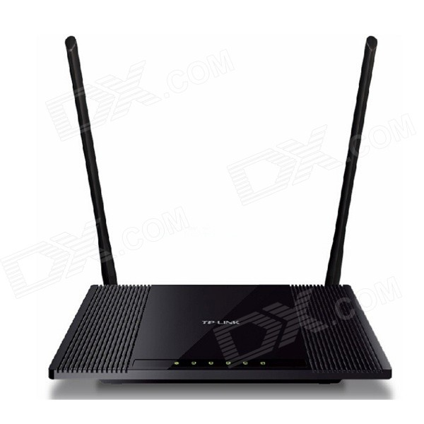 TP-Link TL-WR845N 300Mbps Wireless Router w/ Dual-Antenna - Black