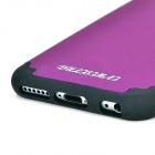 DULISIMAI Protective PC + Silicone Back Case for IPHONE 6 - Purple + Black