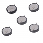 5.5V 1.5F Buckle Type Capacitors - Black (5 PCS)