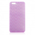 "Creative Pop Bubble Design Protective Plastic Back Cases for IPHONE 6 PLUS 5.5""  - Purple"