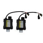 H3 PRO 55W 3200lm 7500K Car HID Xenon Lamps w/ Ballasts Kit (Pair)