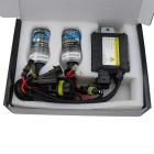H1 PRO 55W 3200lm 12000K Car HID Xenon Lamps w/ Ballasts Kit (Pair)