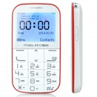 "MELROSE 1310+ 2.3"" Screen Qi Wireless Charge GSM Bar Phone w/ Flashlight, FM, Dual-SIM for Elderly"