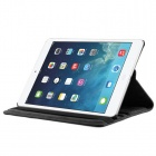 ENKAY 360 Degree Rotation Protective Case w/ Stand + Auto Sleep for IPAD AIR 2 - Black