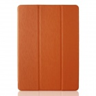 Mr.northjoe Protective PU Leather Case Cover w/ Stand + Auto Sleep for IPAD AIR 2 - Orange