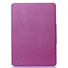 Mr.northjoe Protective PU Leather Case Cover w/ Stand + Auto Sleep for IPAD AIR 2 - Purple