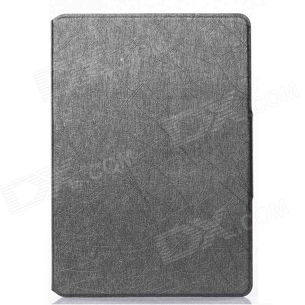 Mr.northjoe Protective PU Leather Case Cover w/ Stand + Auto Sleep for IPAD AIR 2 - Gray защитное стекло для highscreen easy s s pro