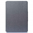 Mr.northjoe Protective PU Leather Case Cover Stand w/ Auto Sleep for IPAD AIR 2 - Grey