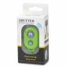 Oplaadbare Wireless Bluetooth v3.0 Selfie Remote Shutter - groen