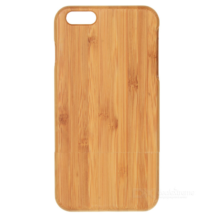 Protective Bamboo Back Case for IPHONE 6 PLUS - Wood Color