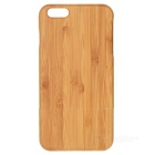 Protective Bamboo zurück Fall für iPhone 6 PLUS - Holz Farbe