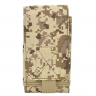 "Fashionable Waterproof Carrying Bag / Pouch for IPHONE 6 PLUS 5.5"" + More - Digital Camouflage"