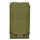 "Fashionable Waterproof Carrying Bag / Pouch for IPHONE 6 PLUS 5.5"" + More - Army Green"