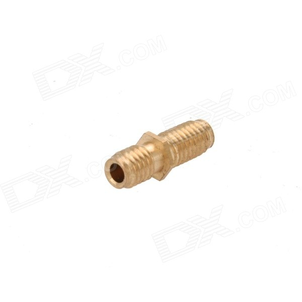 elecfreaks E00482 2.0mm ekstruder varmt slutten for 3D-printer - golden