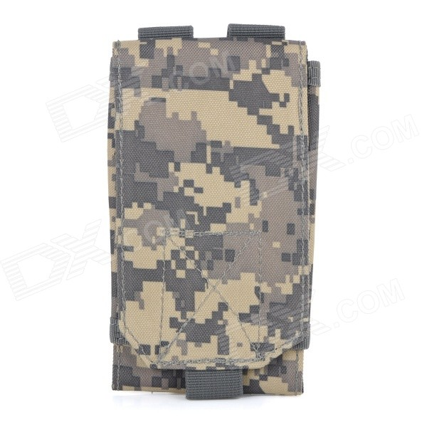 Outdoor Tactical Nylon Waist Bag for 5.5