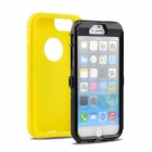 "Angibabe 2-in-1 Shock Proof Silicone Back Case for IPHONE 6 4.7"" - Yellow"