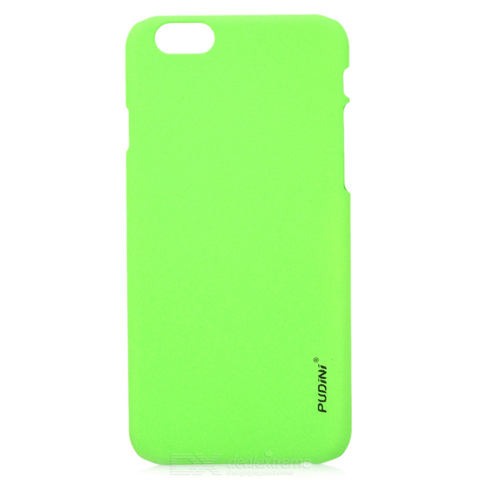 PUDINI WB-I647 Protective ABS Back Case Cover for IPHONE 6 - Green