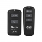 Meyin RC-821 Wireless Flash Trigger Remote Comtrol for Canon Camera - Black