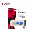 Kingston DataTraveler 101 Generation 3 USB 3.0 Flash Drive - черный + синий (16 Гб)