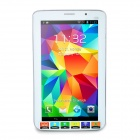 "P9 7 ""Android 4.2 Dual-Core Tablet PC ж / 4GB ROM / GPS / Wi-Fi / FM / Bluetooth - Белый (ЕС Plug)"