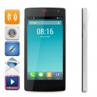 "Ulefone U45 MT6582M Android 4.4 Quad-Core WCDMA Bar Phone w/ 4.5"" QHD, 512RAM, 4GB ROM, Wi-Fi, GPS"