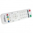 DiyoMate K6 quad-core Android 4.2.2 Google TV Player w / 1GB RAM, 8GB ROM - White (US stekkers)