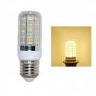 E27 5W 400lm 3000K 36-SMD 5730 LED Warm White Corn Bulb (AC 220-240V)