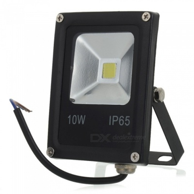 Zweihnder 10W 950lm 6500K COB LED White Floodlight (85~265V)