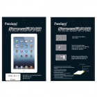 Pandaoo Hohe Transparent Screen Protector mit Reinigungstuch für iPad AIR 2 - Transparent
