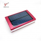 SP50000 35,000mAh Li-polymer Solar Power Bank w/ LED Indicator