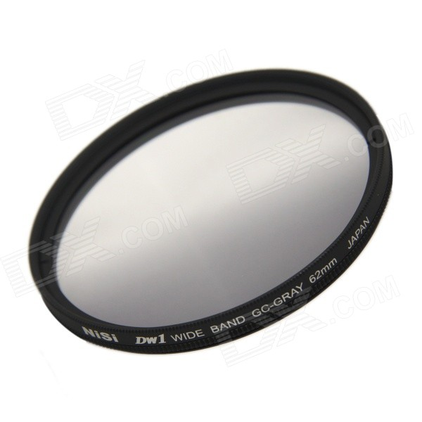 NISI 62mm GC-GRAY Soft Graduated Filter nisi pro square soft graduated filter gnd 16 1 2 100mm x150mm optical hd glass square filter