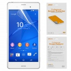 Enkay Clear HD Screen Protector Film Protector Guard para Sony Xperia Z3 / L55t - Transparente