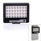 EOSCN S60 5600K Universal LED Video Light LED Fill Light for Mobile Phone and Digital Camera - Black