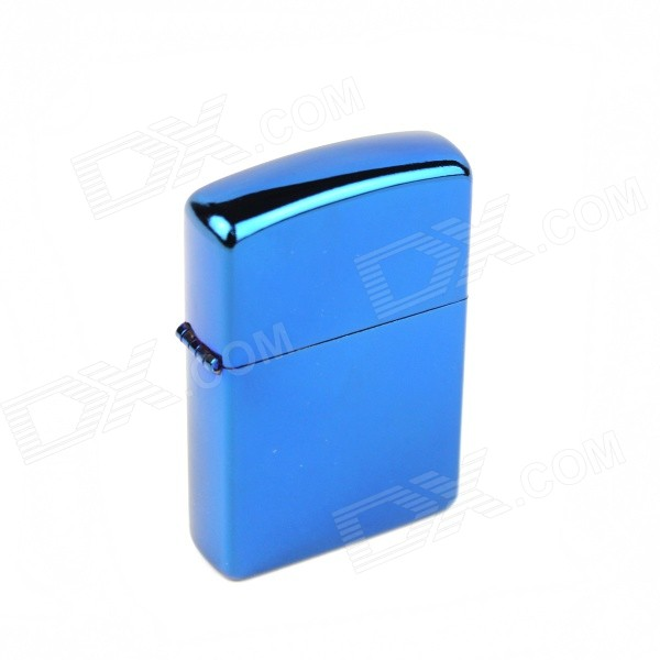 Retro Luxurious Kerosene Lighter - Blue
