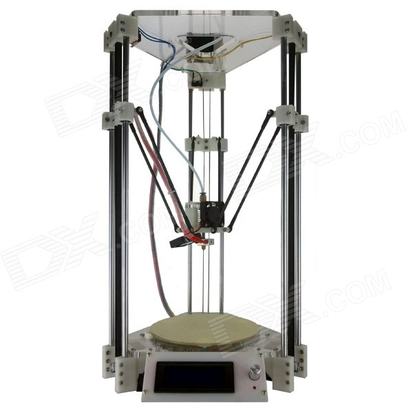 Heacent Rostock Mini Pro 3D Printer DIY Kit  w/ 3