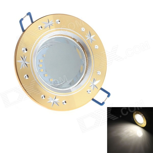 Zweihnder CMY-17 3W 280lm 6500K 24 x SMD 3528 LED White Light Ceiling Light - (110~240V)