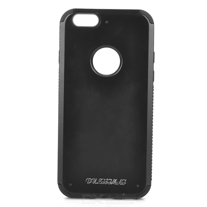 DULISIMAI 2-in-1 Protective PC + Silicone Back Case for IPHONE 6 - Black