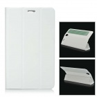 Protective PU Case for Ainol NOTE 7 - White