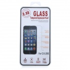 0.25mm 9H Explosion Proof Tempered Glass Screen Protector Guard for Sony SE Xperia C3 - Transparent