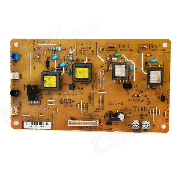 MP2000 Printer Polyimide Circuit Board for Ricoh MP2000 / 2500 / 2018 - Yellow for ricoh mp1600 mp1600spf mp2000 mp2000l mp2000spf mp2500 mp2500sp mp2500spf fuser thermistor for ricoh copier fuser thermistor