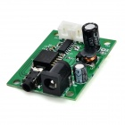 JF0723M Dual Channel Stereo Audio Amplifier Board - зеленый (DC 5 ~ 24V)