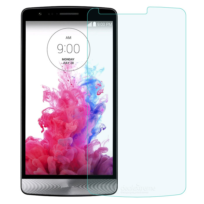 G3-3 Protective 0.3mm Tempered Glass Clear Screen Guard Protector for LG G3 - Transparent protective matte frosted screen protector film guard for nokia lumia 900 transparent