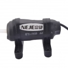 NEJE AH0002-5 USB Noiseless Oxygenator Air Pump for Power Bank / Solar Power Adapter - Black + White
