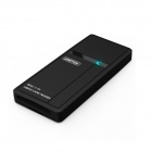 UNITEK Y-9315 5Gbps 2-Slot USB 3.0 SD / SDHC / SDXC / TF Card Reader - Black